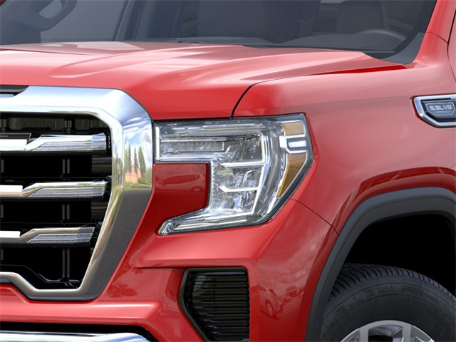2021 GMC Sierra 1500 Crew Cab 4x4, Pickup #CF210410 - photo 8