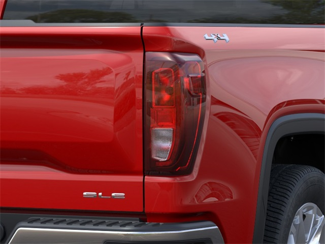 2021 GMC Sierra 1500 Crew Cab 4x4, Pickup #CF210410 - photo 9