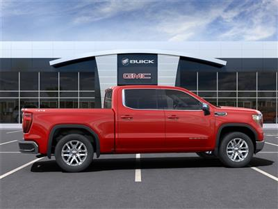 2021 GMC Sierra 1500 Crew Cab 4x4, Pickup #CF210410 - photo 5