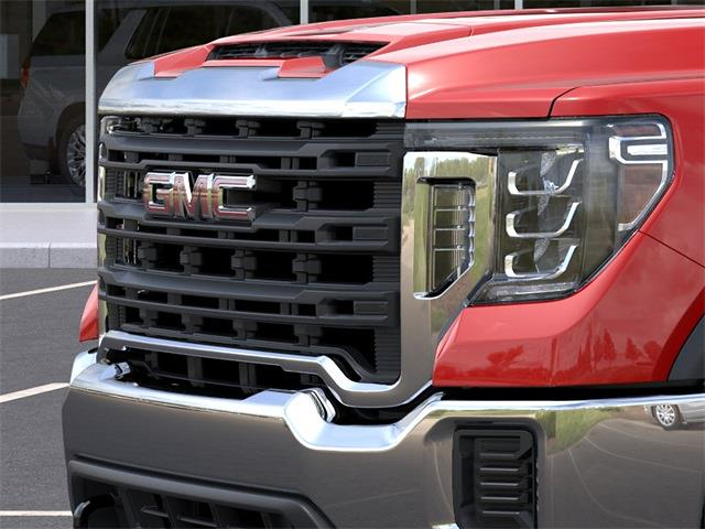 2021 GMC Sierra 2500 Double Cab 4x2, Pickup #CF210497 - photo 11