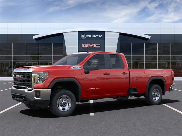 2021 GMC Sierra 2500 Double Cab 4x2, Pickup #CF210497 - photo 3