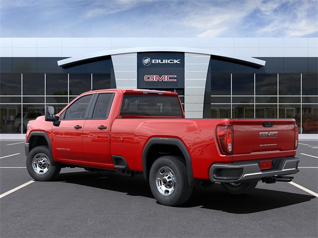 2021 GMC Sierra 2500 Double Cab 4x2, Pickup #CF210497 - photo 4