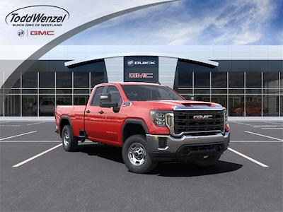2021 GMC Sierra 2500 Double Cab 4x2, Pickup #CF210497 - photo 1