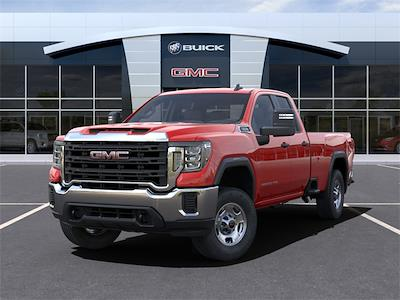 2021 GMC Sierra 2500 Double Cab 4x2, Pickup #CF210497 - photo 6