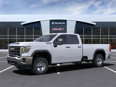 2021 GMC Sierra 2500 Double Cab 4x2, Pickup #CF210508 - photo 3