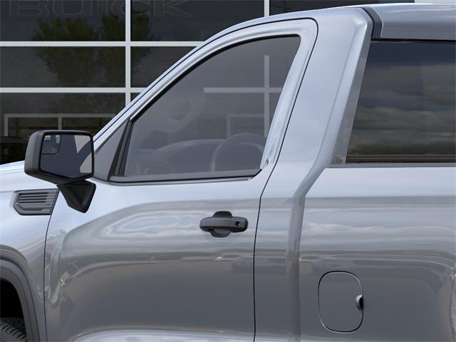 2021 GMC Sierra 1500 Regular Cab 4x4, Pickup #CF210593 - photo 10