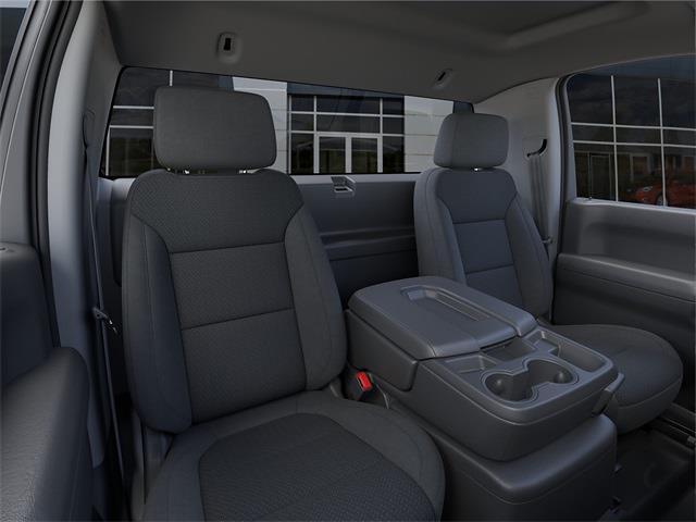 2021 GMC Sierra 1500 Regular Cab 4x4, Pickup #CF210593 - photo 13