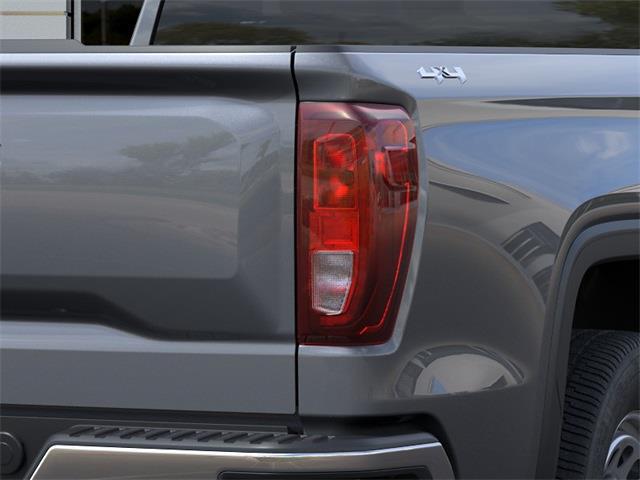2021 GMC Sierra 1500 Regular Cab 4x4, Pickup #CF210593 - photo 9