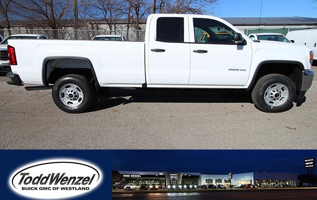 2018 Sierra 2500 Extended Cab 4x2,  Pickup #CF81152 - photo 1
