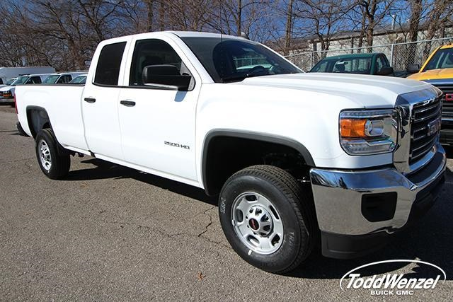 2018 Sierra 2500 Extended Cab 4x2,  Pickup #CF81191 - photo 3