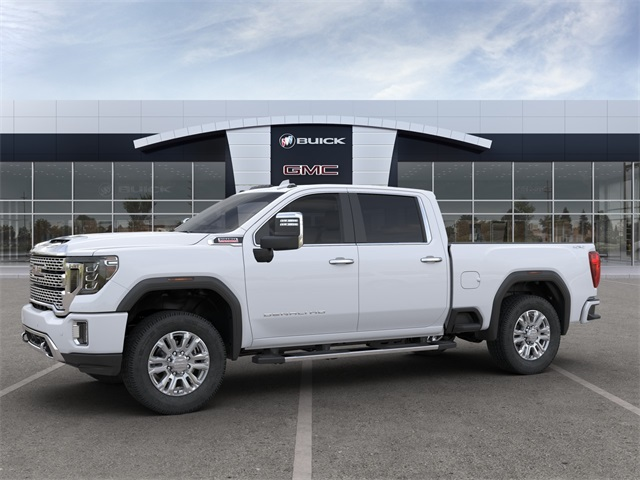 2020 GMC Sierra 2500 Crew Cab 4x4, Pickup #CW02129 - photo 3