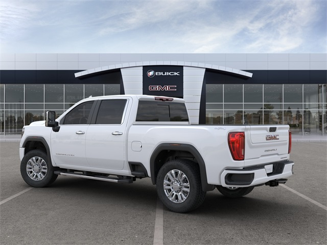 2020 GMC Sierra 2500 Crew Cab 4x4, Pickup #CW02129 - photo 4