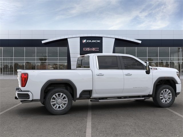 2020 GMC Sierra 2500 Crew Cab 4x4, Pickup #CW02129 - photo 5