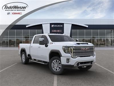 2020 GMC Sierra 2500 Crew Cab 4x4, Pickup #CW02129 - photo 1