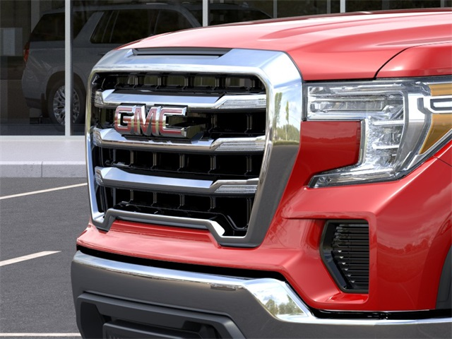 2021 GMC Sierra 1500 Double Cab 4x2, Pickup #CW210060 - photo 11
