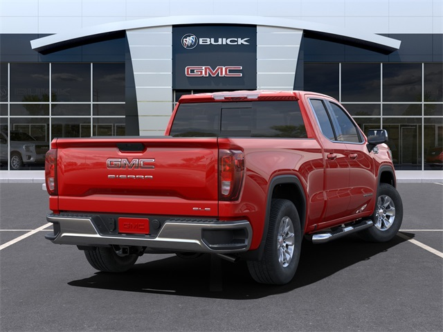 2021 GMC Sierra 1500 Double Cab 4x2, Pickup #CW210060 - photo 2