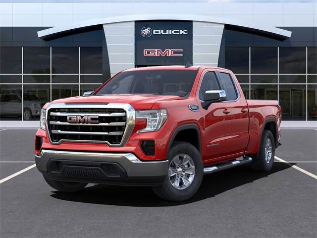 2021 GMC Sierra 1500 Double Cab 4x2, Pickup #CW210060 - photo 6