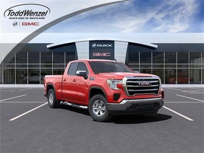 2021 GMC Sierra 1500 Double Cab 4x2, Pickup #CW210060 - photo 1