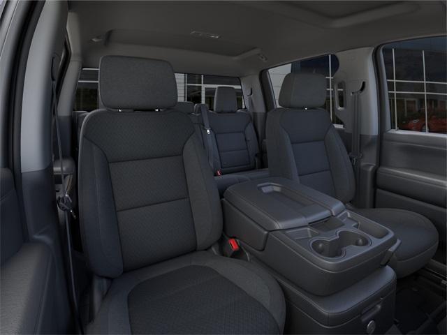 2021 GMC Sierra 1500 Crew Cab 4x4, Pickup #CW210229 - photo 13