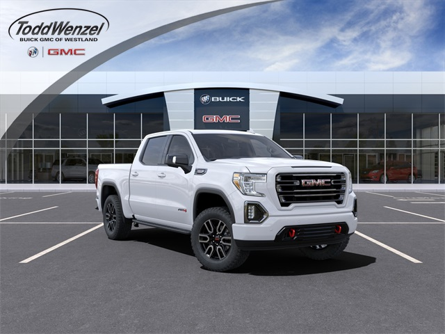 2021 GMC Sierra 1500 Crew Cab 4x4, Pickup #CW210231 - photo 1