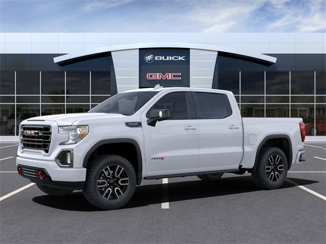2021 GMC Sierra 1500 Crew Cab 4x4, Pickup #CW210231 - photo 3