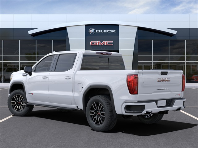2021 GMC Sierra 1500 Crew Cab 4x4, Pickup #CW210231 - photo 4