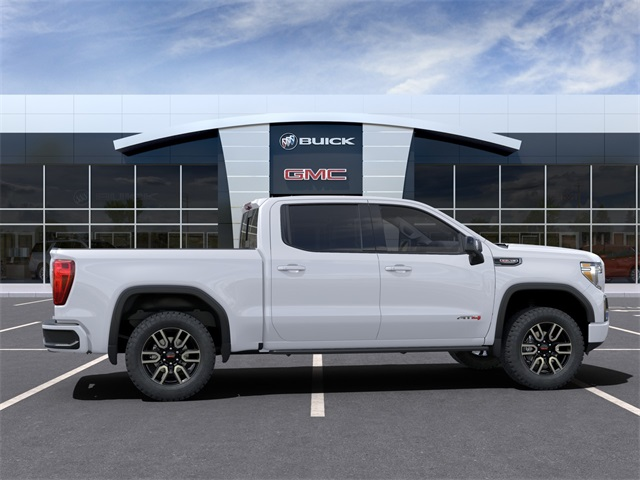 2021 GMC Sierra 1500 Crew Cab 4x4, Pickup #CW210231 - photo 5