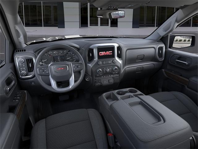2021 GMC Sierra 1500 Crew Cab 4x4, Pickup #CW210261 - photo 12