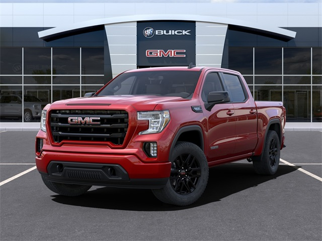 2021 GMC Sierra 1500 Crew Cab 4x4, Pickup #CW210347 - photo 6