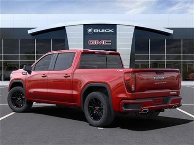 2021 GMC Sierra 1500 Crew Cab 4x4, Pickup #CW210347 - photo 4