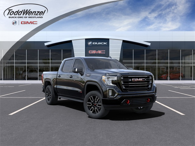 2021 GMC Sierra 1500 Crew Cab 4x4, Pickup #CW210394 - photo 1