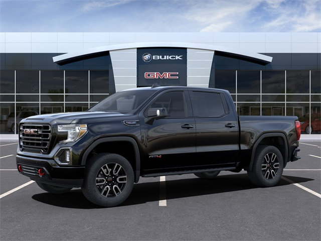 2021 GMC Sierra 1500 Crew Cab 4x4, Pickup #CW210394 - photo 3