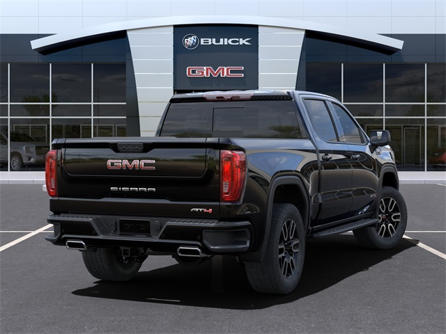 2021 GMC Sierra 1500 Crew Cab 4x4, Pickup #CW210394 - photo 2