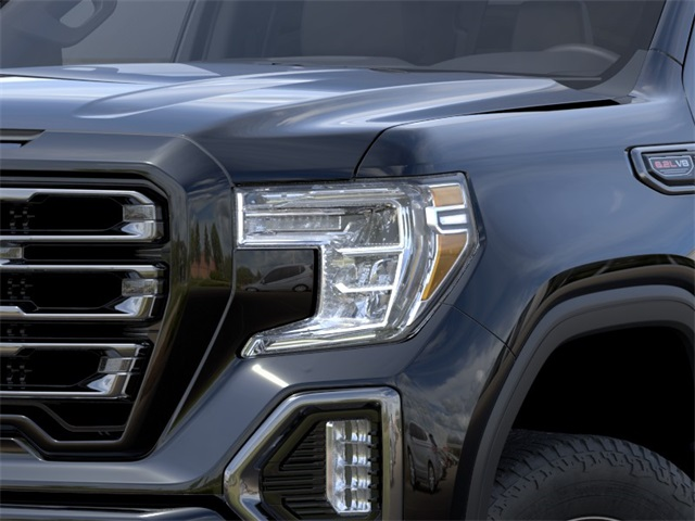 2021 GMC Sierra 1500 Crew Cab 4x4, Pickup #CW210394 - photo 8