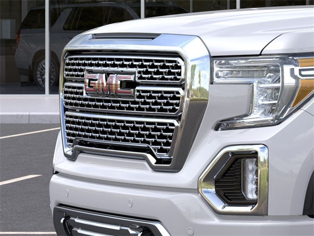 2021 GMC Sierra 1500 Crew Cab 4x4, Pickup #CW210477 - photo 11