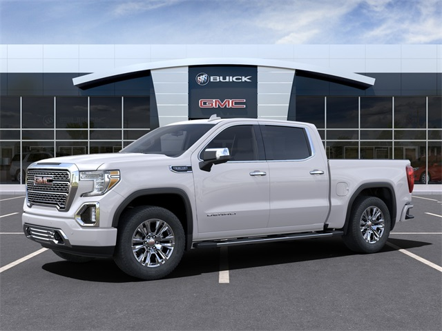 2021 GMC Sierra 1500 Crew Cab 4x4, Pickup #CW210477 - photo 3