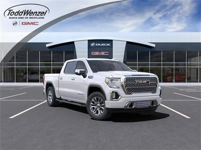 2021 GMC Sierra 1500 Crew Cab 4x4, Pickup #CW210477 - photo 1