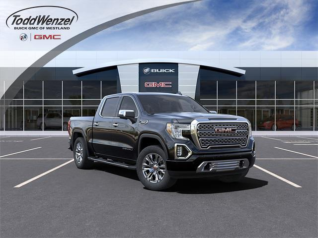 2021 GMC Sierra 1500 Crew Cab 4x4, Pickup #CW210951 - photo 1