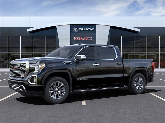 2021 GMC Sierra 1500 Crew Cab 4x4, Pickup #CW210951 - photo 3