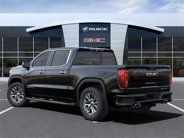 2021 GMC Sierra 1500 Crew Cab 4x4, Pickup #CW210951 - photo 4