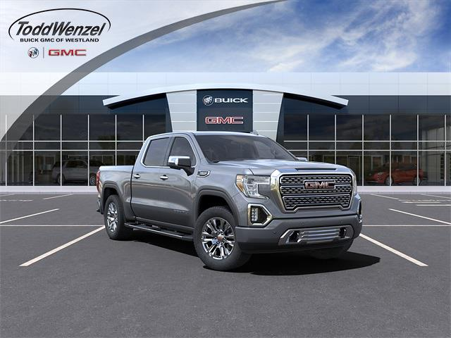 2021 GMC Sierra 1500 Crew Cab 4x4, Pickup #CW210986 - photo 1