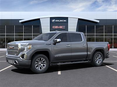 2021 GMC Sierra 1500 Crew Cab 4x4, Pickup #CW210986 - photo 3