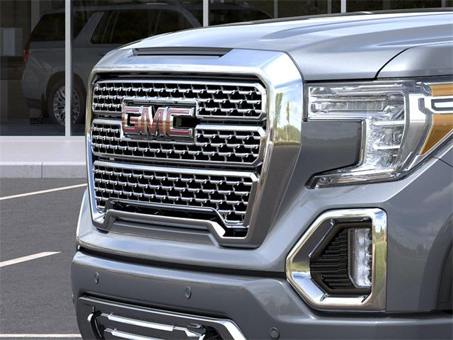 2021 GMC Sierra 1500 Crew Cab 4x4, Pickup #CW210994 - photo 11