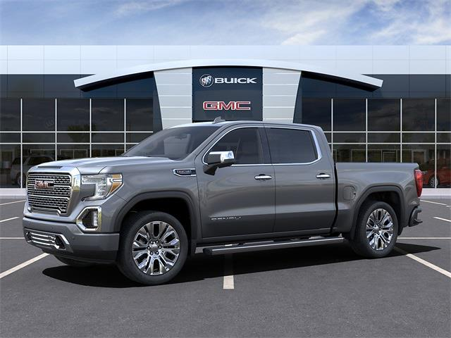 2021 GMC Sierra 1500 Crew Cab 4x4, Pickup #CW210994 - photo 3