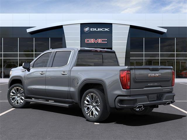 2021 GMC Sierra 1500 Crew Cab 4x4, Pickup #CW210994 - photo 4