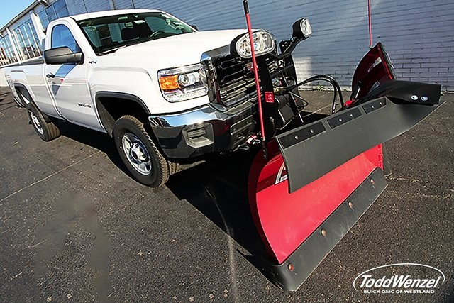 2016 Sierra 2500 Regular Cab 4x4, Pickup #CW600227 - photo 4