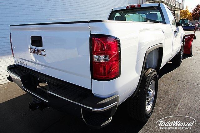 2016 Sierra 2500 Regular Cab 4x4, Pickup #CW600227 - photo 7
