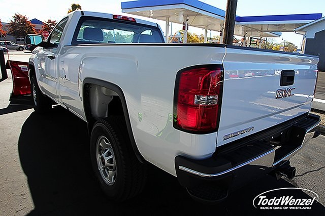 2016 Sierra 2500 Regular Cab 4x4, Pickup #CW600228 - photo 2