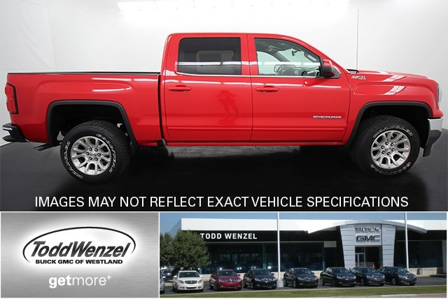 2016 Sierra 2500 Double Cab 4x4, Pickup #CW61466 - photo 3