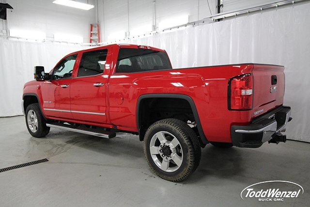 2016 Sierra 2500 Double Cab 4x4, Pickup #CW61466 - photo 2